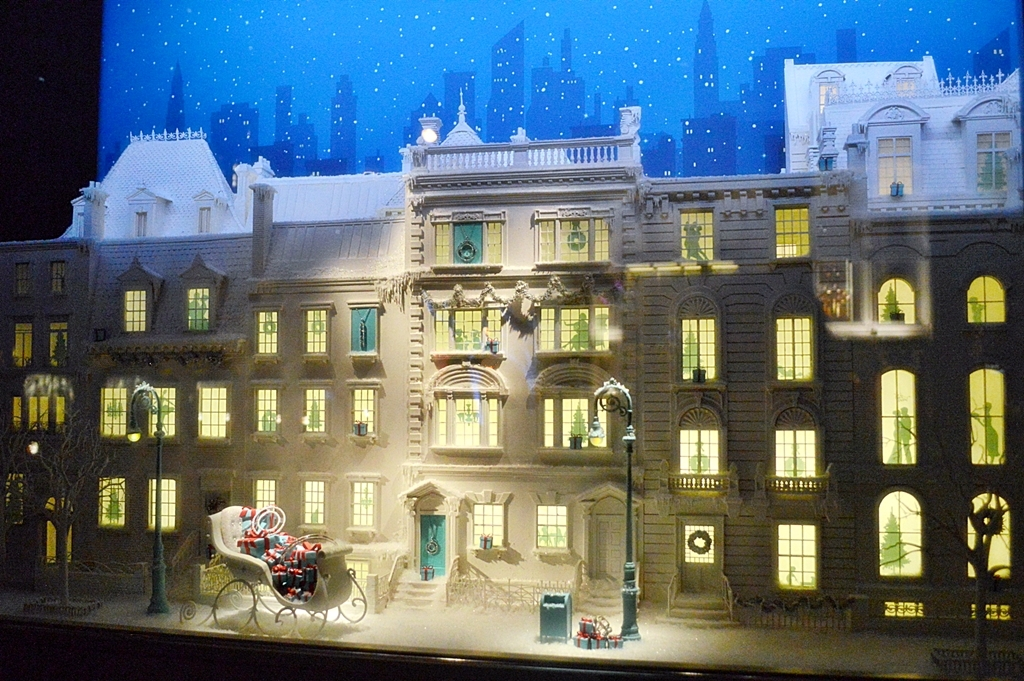 Tiffany & Co. Holiday Window - Photo by: Reportista