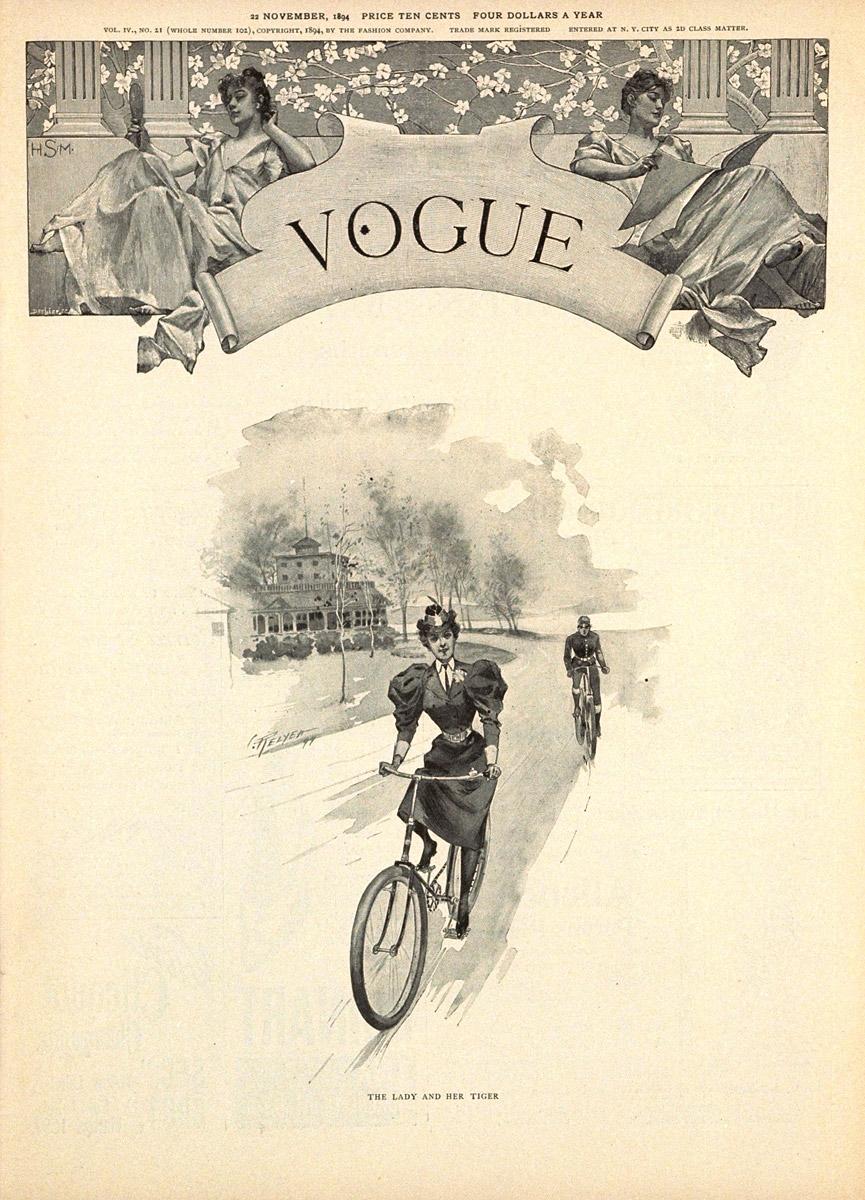 Vogue, November 1894
