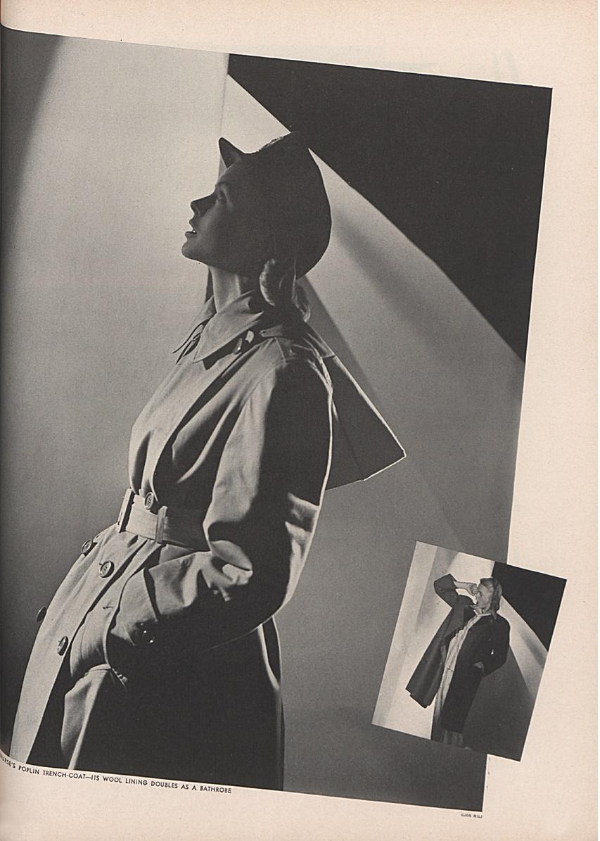 Vogue, March 1943