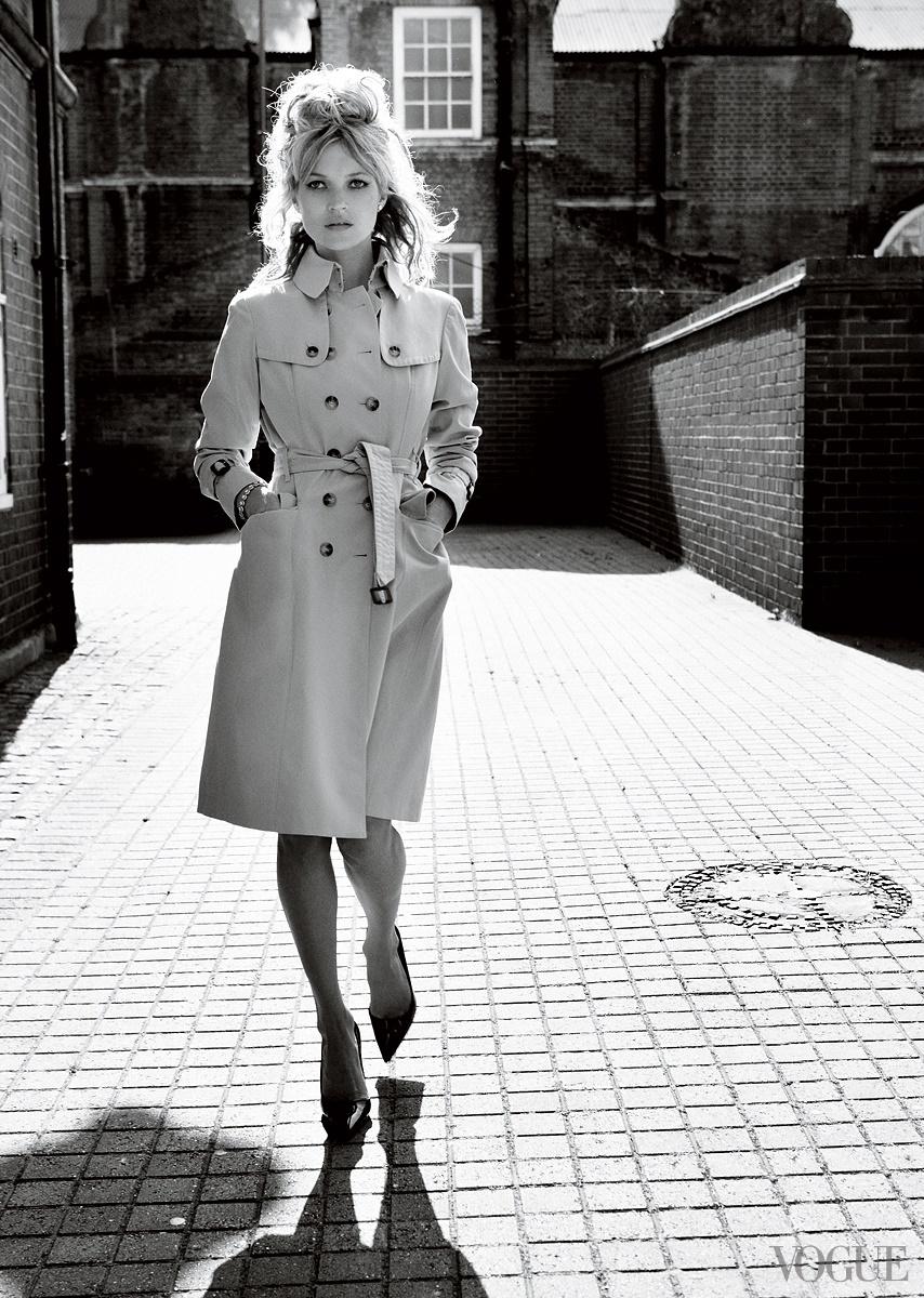 Kate Moss - Vogue, August 2008