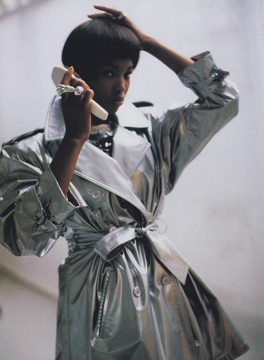 Naomi Campbell - Vogue, September 1994