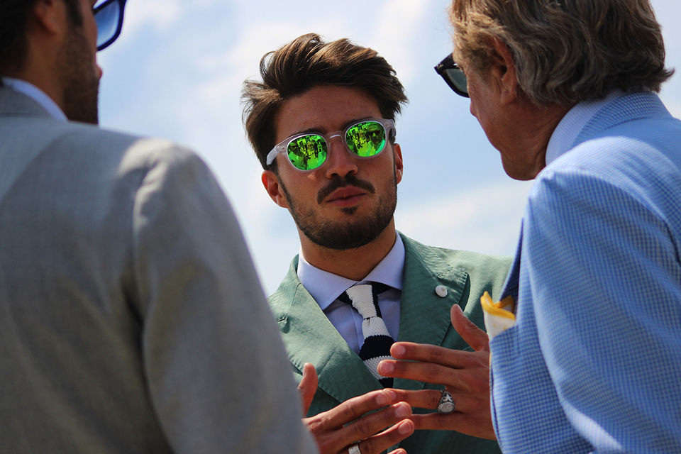 Fashion Report — OUTSIDE PITTI UOMO