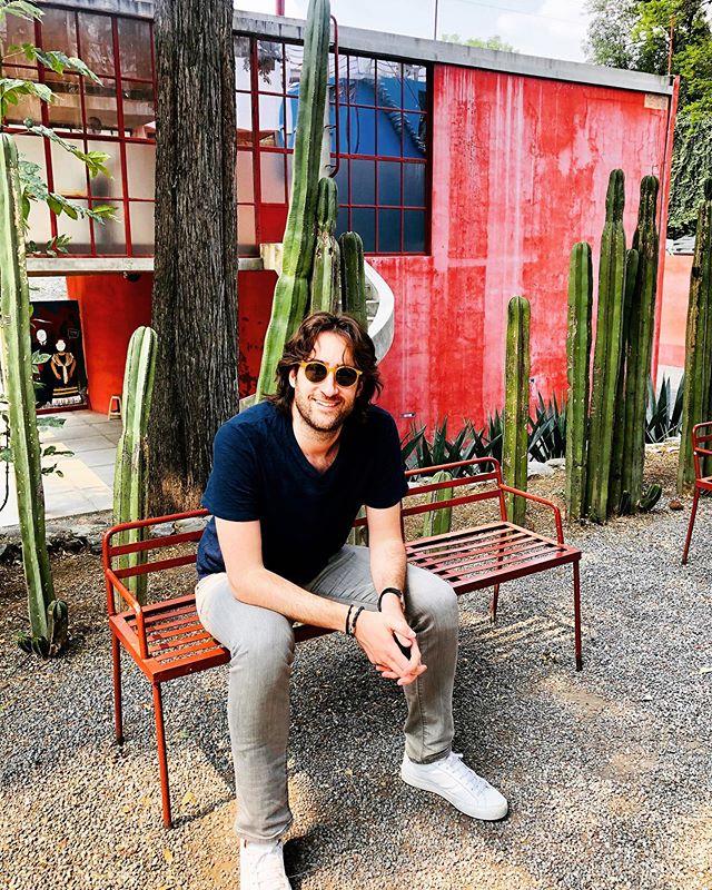 Mi Diego 💙 . @npetraka . . #diegorivera #museum #mexicocity #cdmx #mexico #building #house #art #studio #architecture #design #colors #travel #photooftheday #reportista
