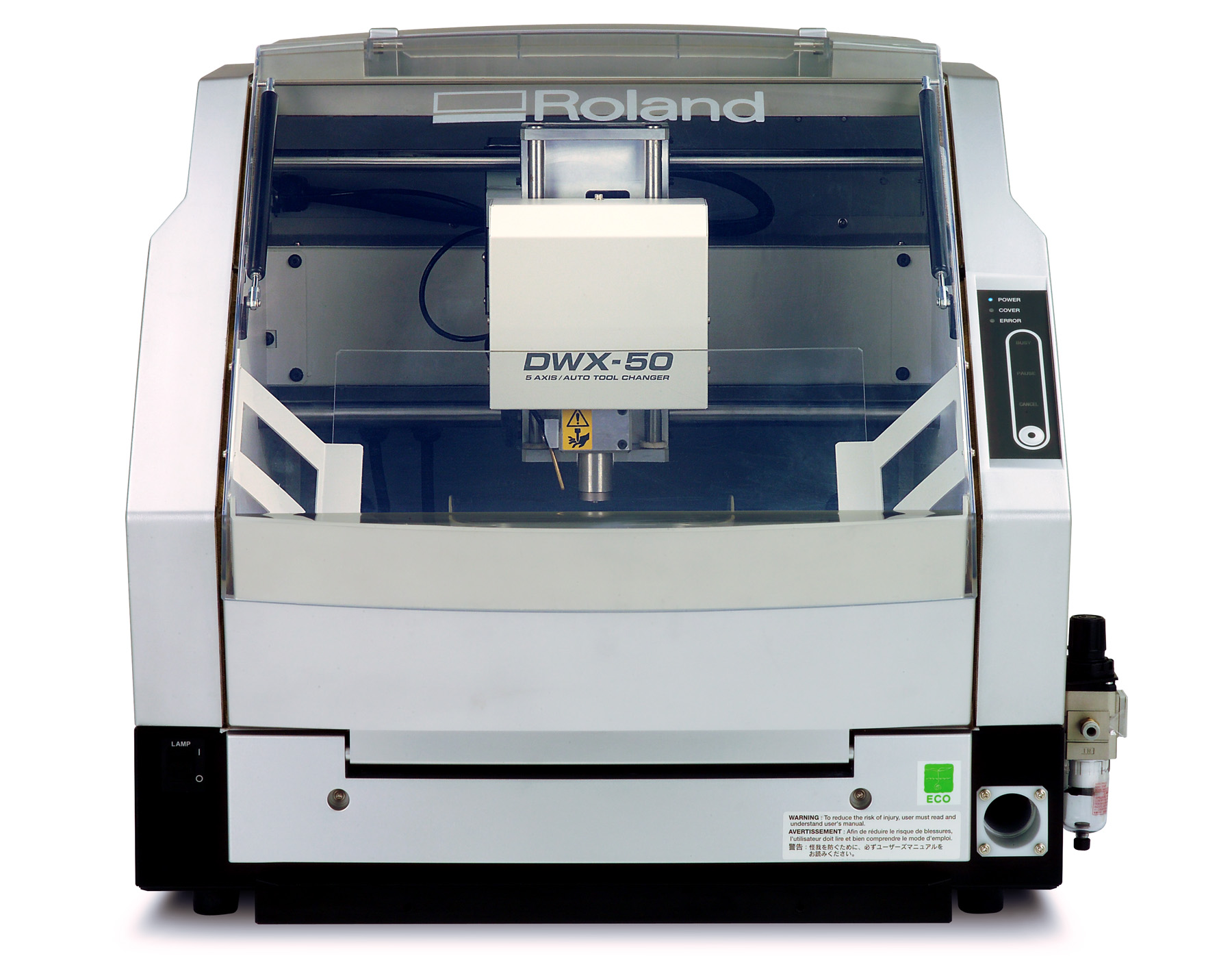 Our milling crown is perfected with the strategy that we created and programmed into this Roland Milling Machine, giving you the most precise contact and bite needed.