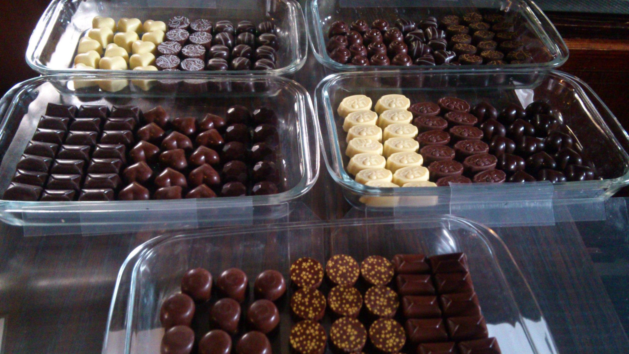 Jenettes Choklad
