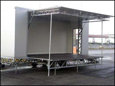 Mellan scen, www.pro-stage.se