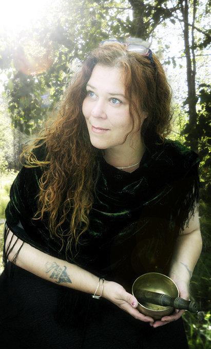 Ulrika Fagernäs. Foto: Katarina Hansson