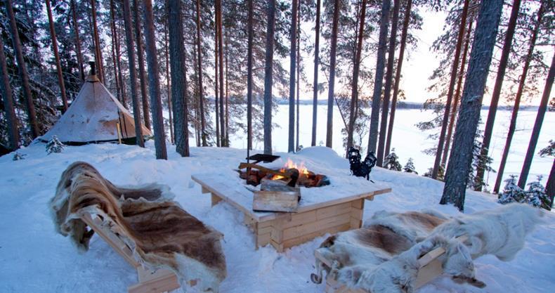 Vill du vinna en resa till Aurora Safari Camp och Glampa?