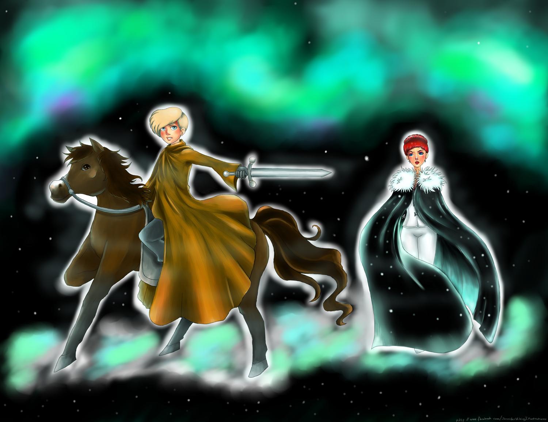 Illustration av Jennifer Wiking. http://www.facebook.com/JenniferWikingIllustrations