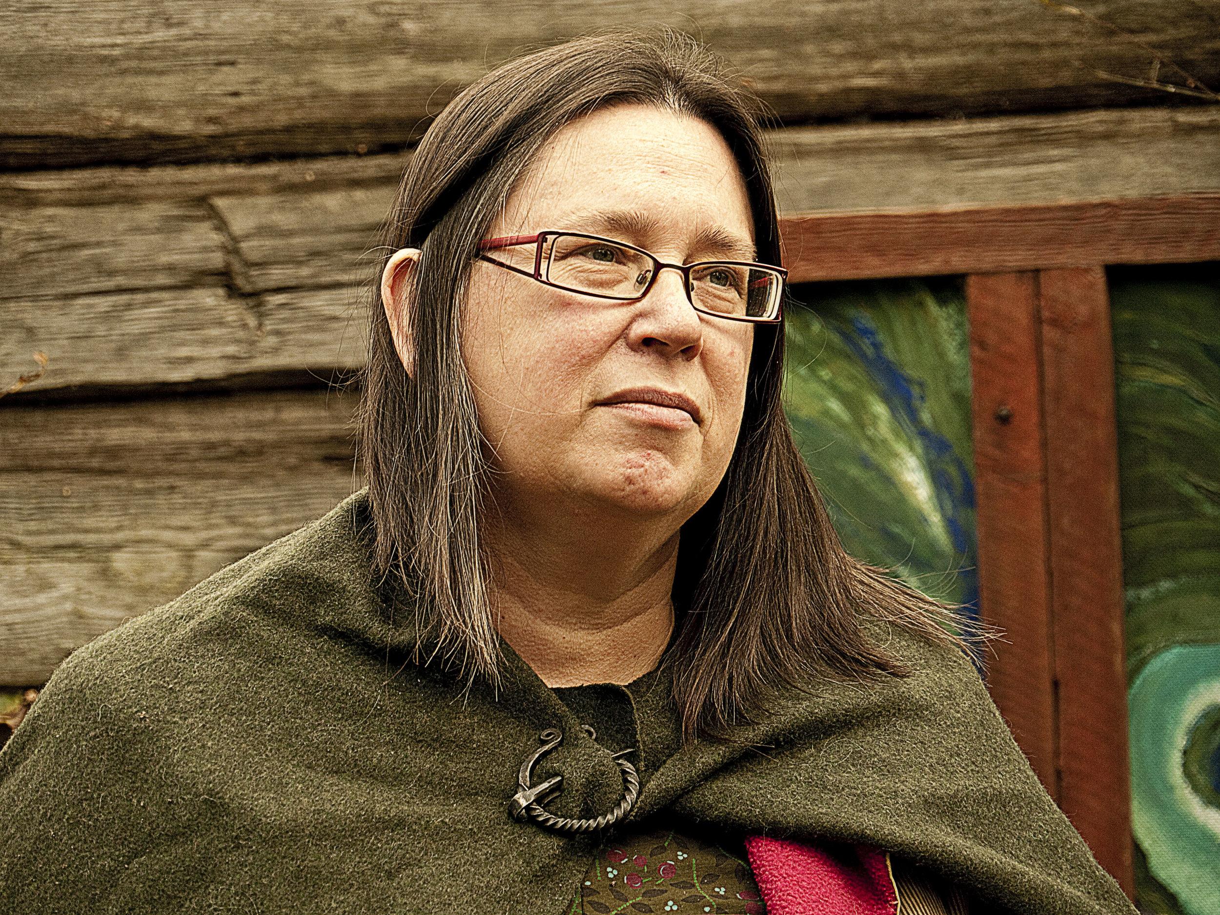 Petra Modée, Nässelhäxan. Foto: Linus Bergström