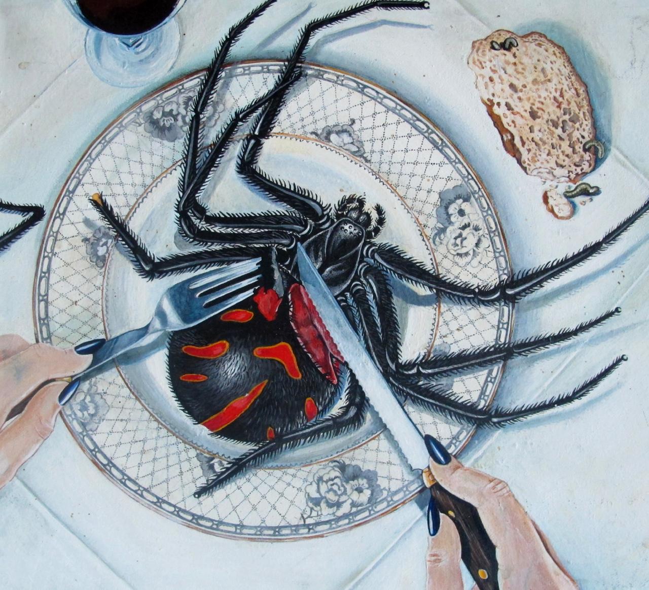 Illustration av Gunilla Schelin.