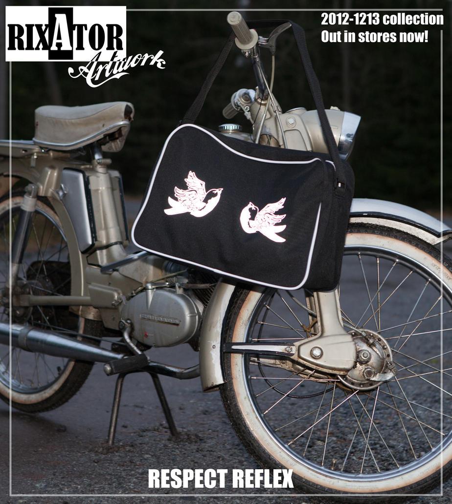 Rixator - Moped med väska