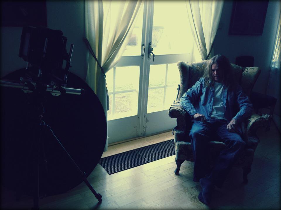 Fotografering med Karin Wednesday Brodin.
