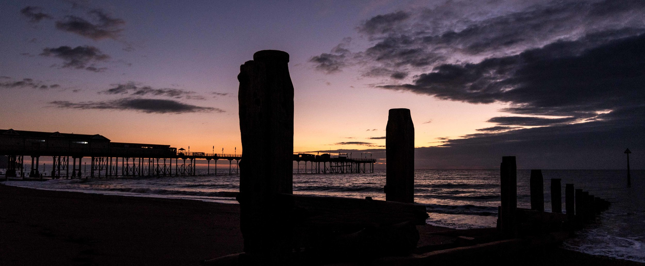 Teignmouth beach