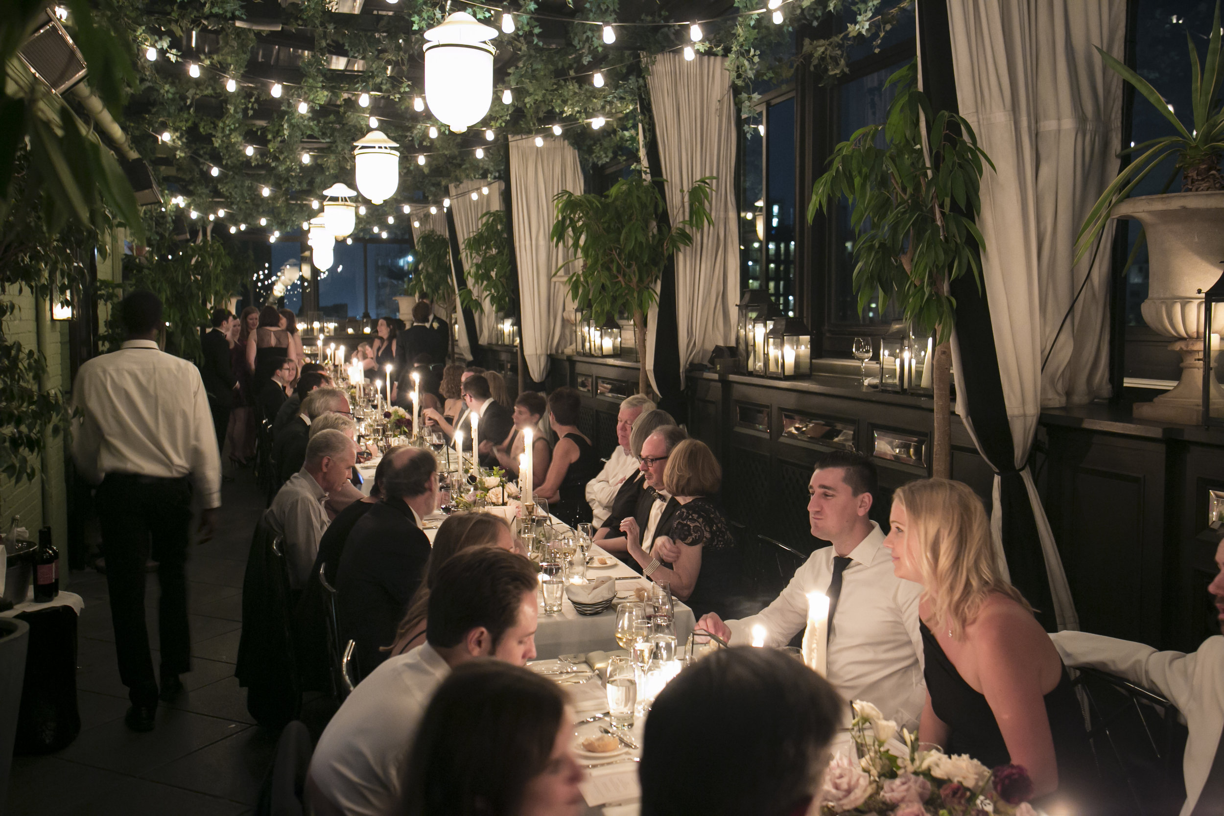Gramercy Park Hotel wedding