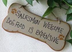 It's not easy being the gatekeeper. But it should be less easy to sell an unnecessary service to one!