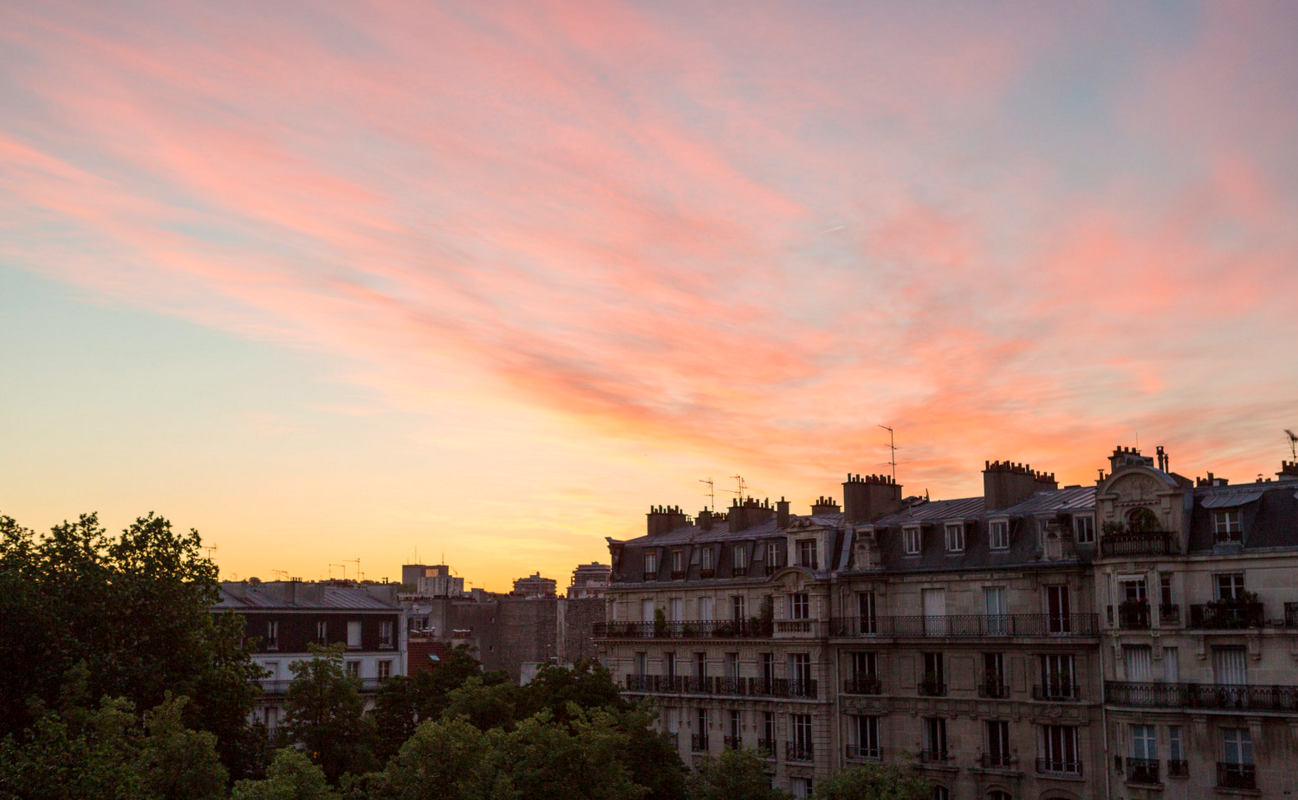 Paris by Thomas Beckner