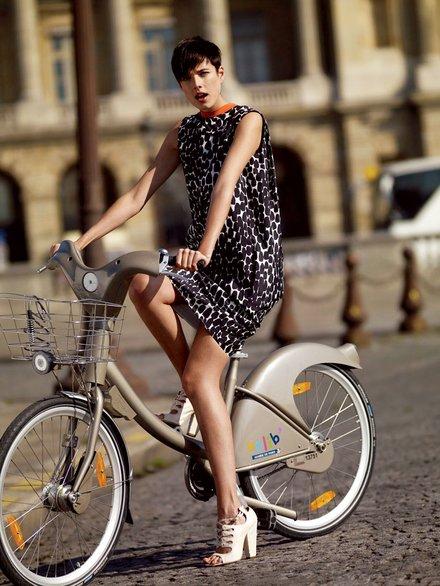 Photographed by David Vasiljevic, Vogue , February 2008