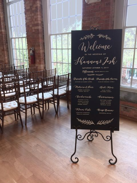 Shannon + Josh wedding party sign.jpg
