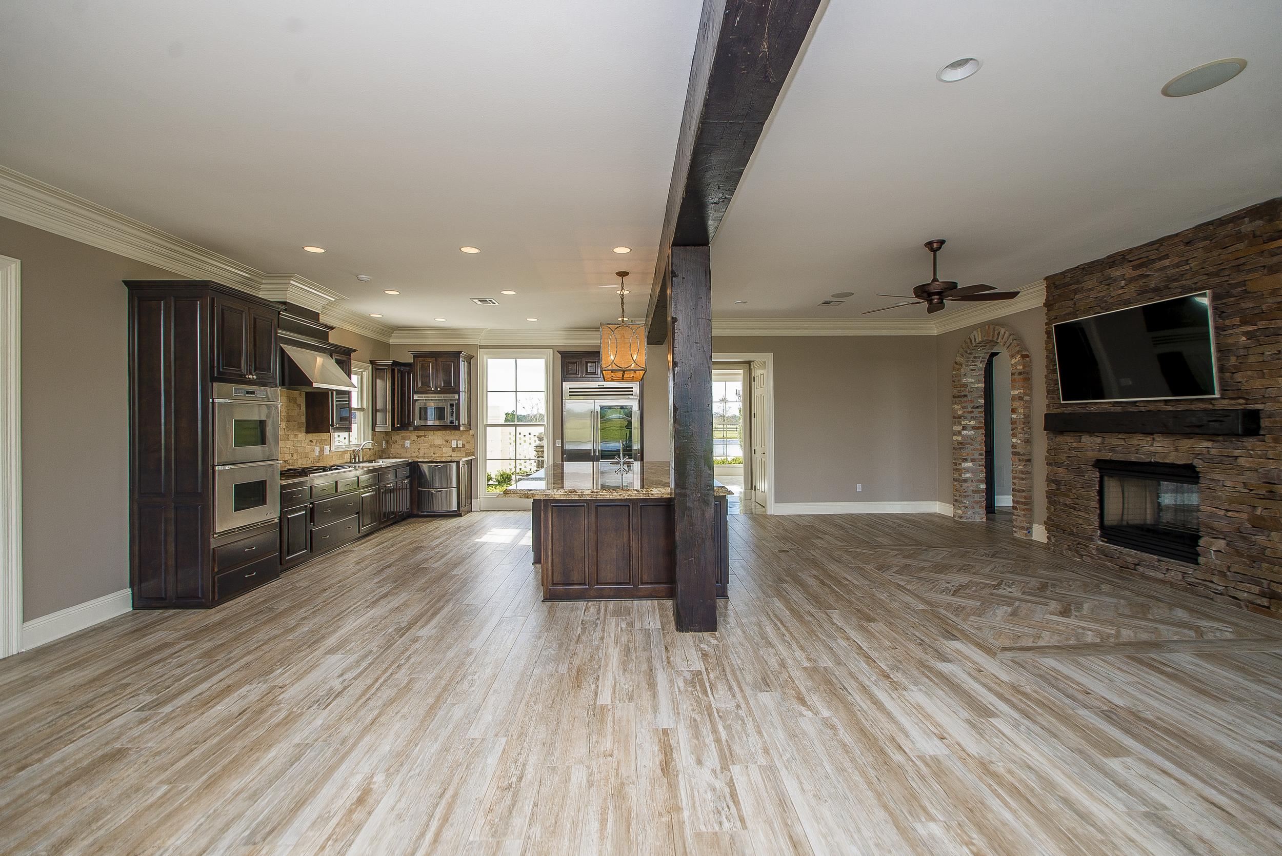 Kitchen/Family Room/Breakfast Nook