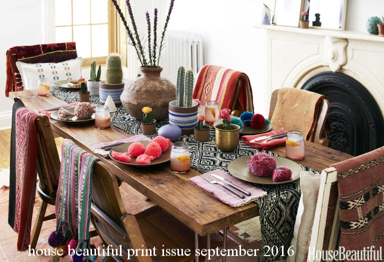 house beautiful print issue september 2016