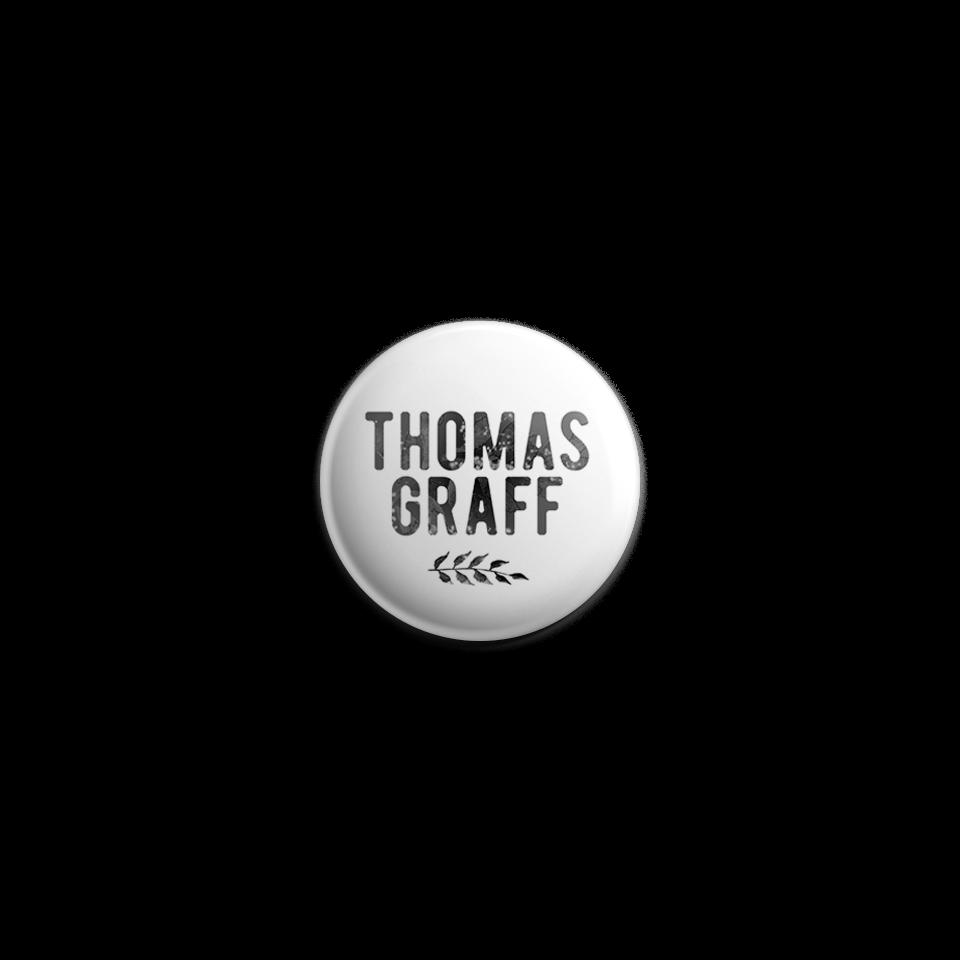 "Thomas Graff ""Make It Easy"" Vintage Button by RoMillion $4"