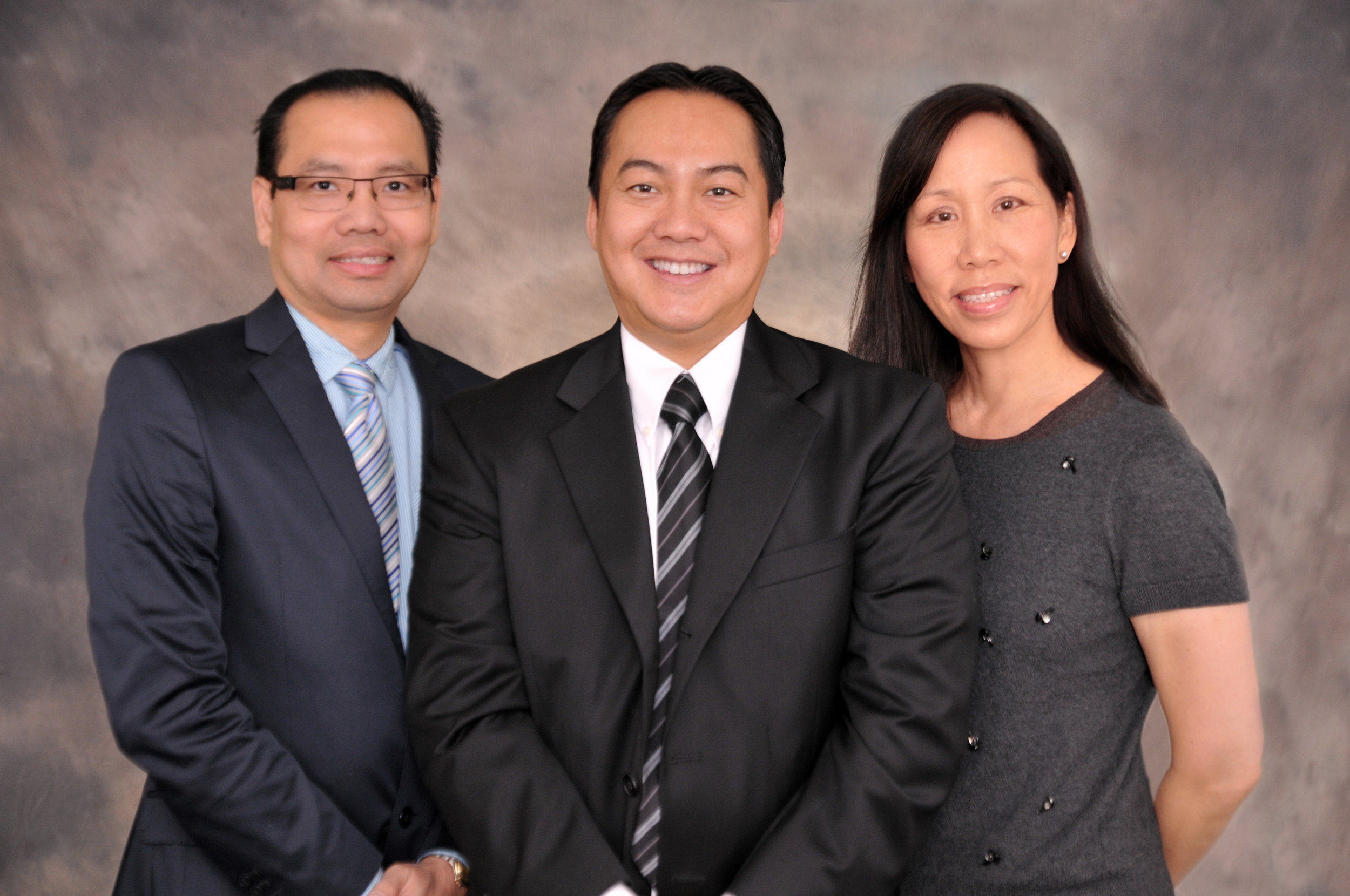 OUR PROVIDERS (PETER LE, PA, ROGER TRAN,MD, PRISCILLA CHOW, NP)