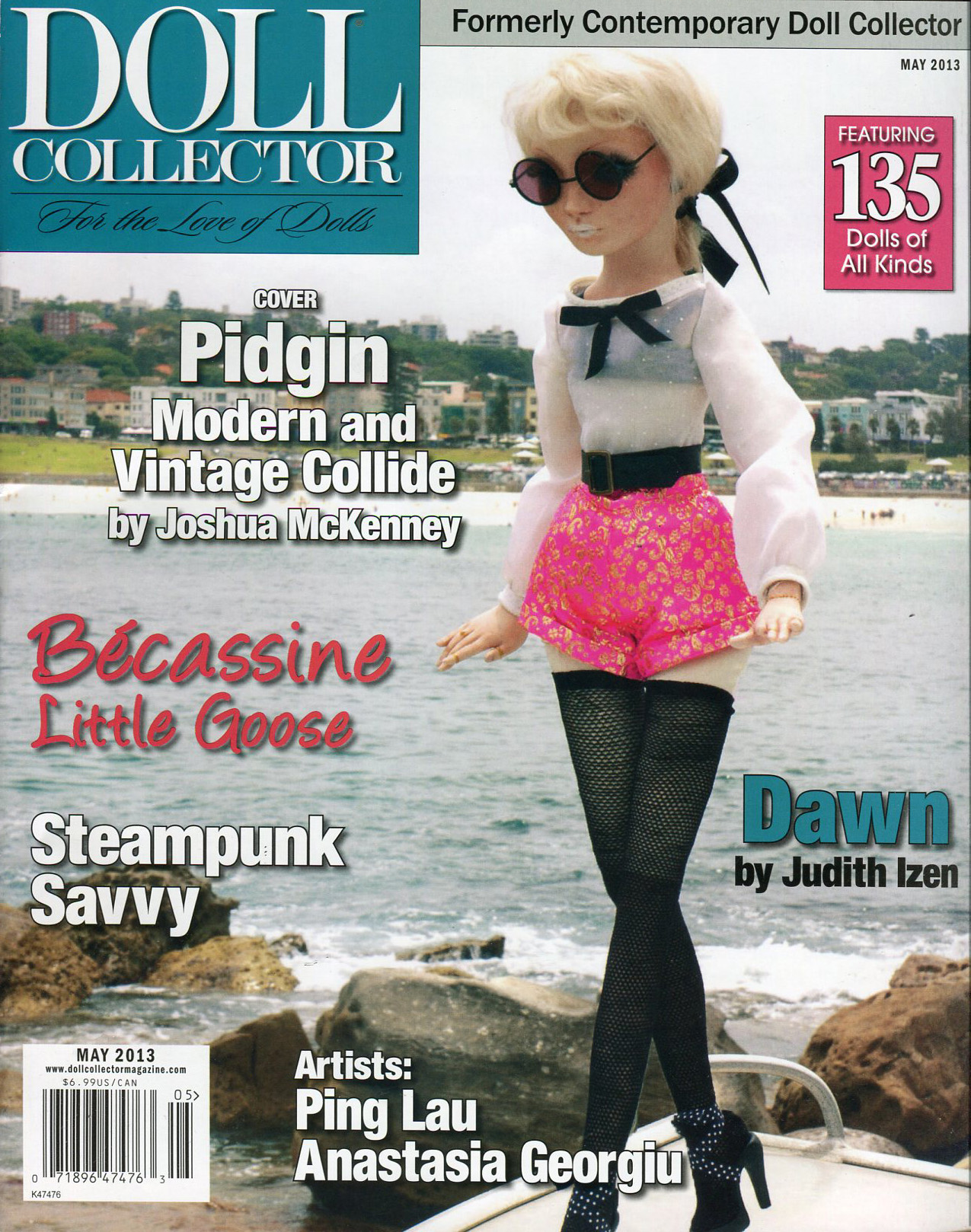 Doll Collector: May 2013