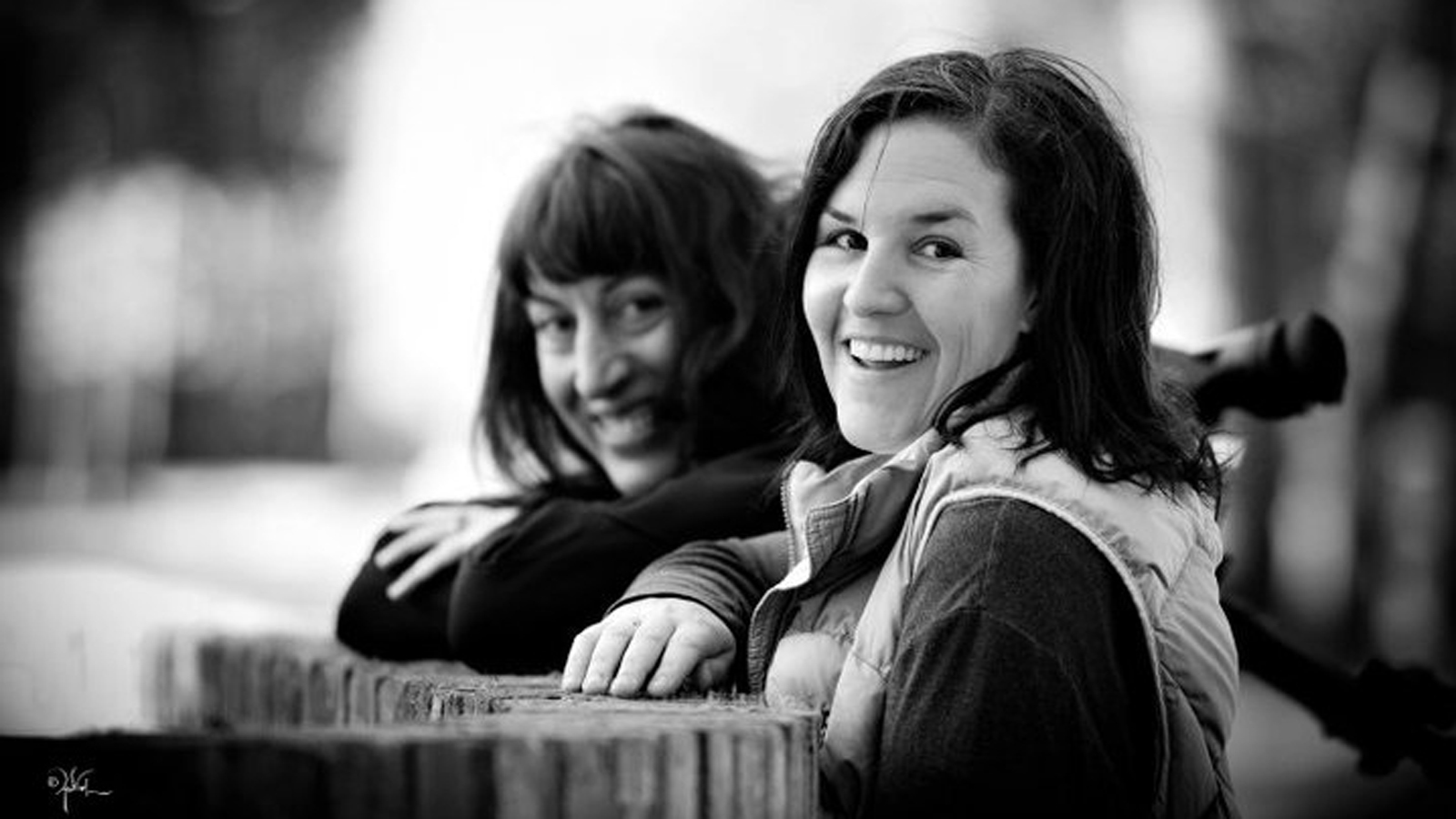Sophie and Jen: The Horsefly Films Partners
