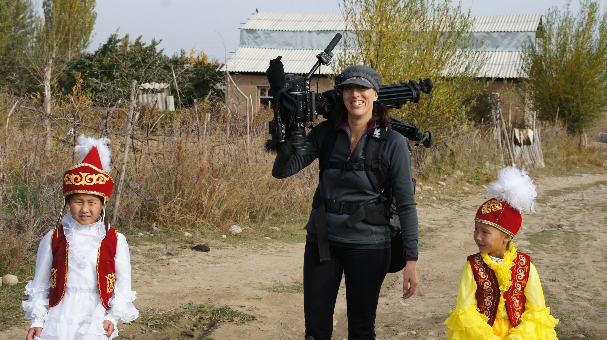 Shooting in Kyrgyzstan