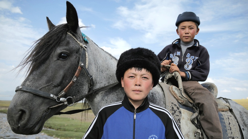 "Still from ""Wings of Kyrgyzstan"""