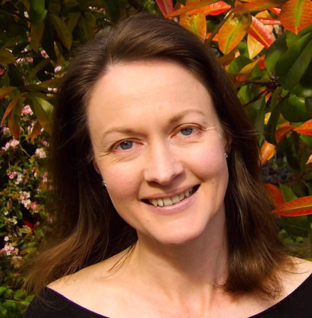 Dr Jill Payne (Environmental Historian).