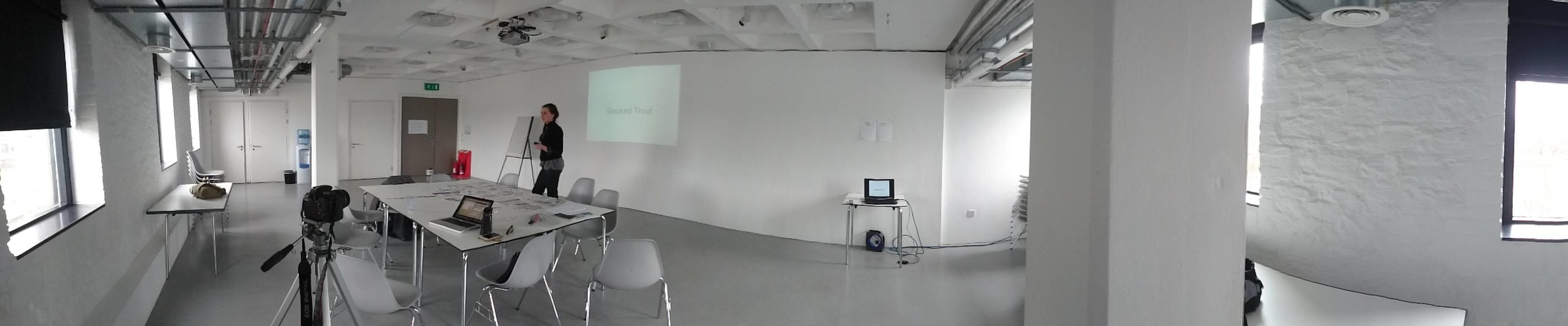 The Colourscape Lab 2016, Arnolfini, Bristol.