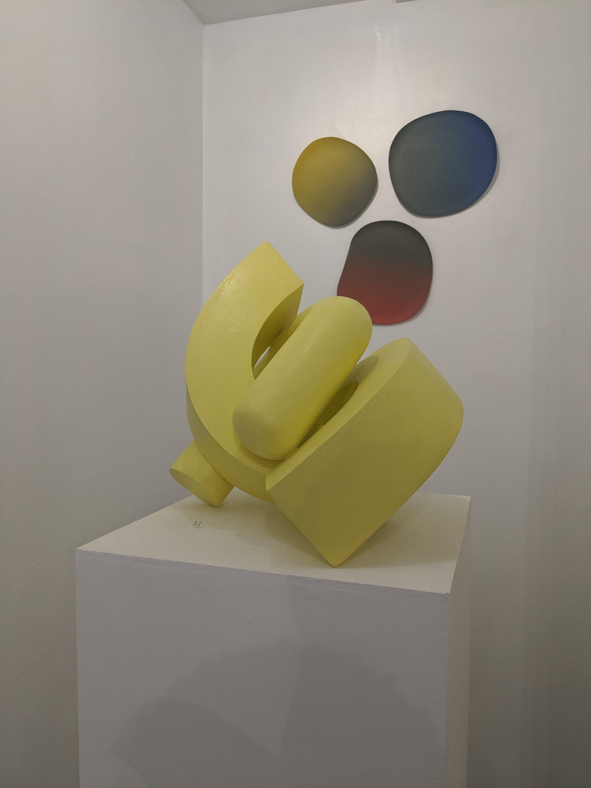 Patricia Volk, 'Embrace'.