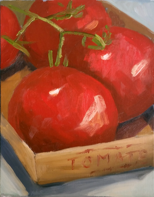 Large Red Tomatoes