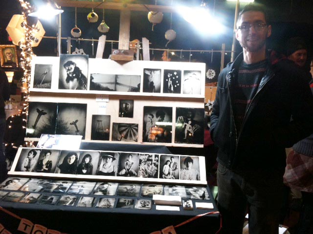 Tom DeLooza Wet-plate Photography