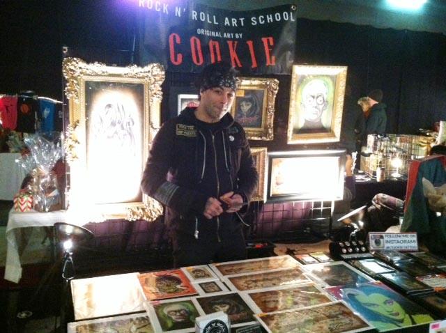 Rock N' Roll Art School