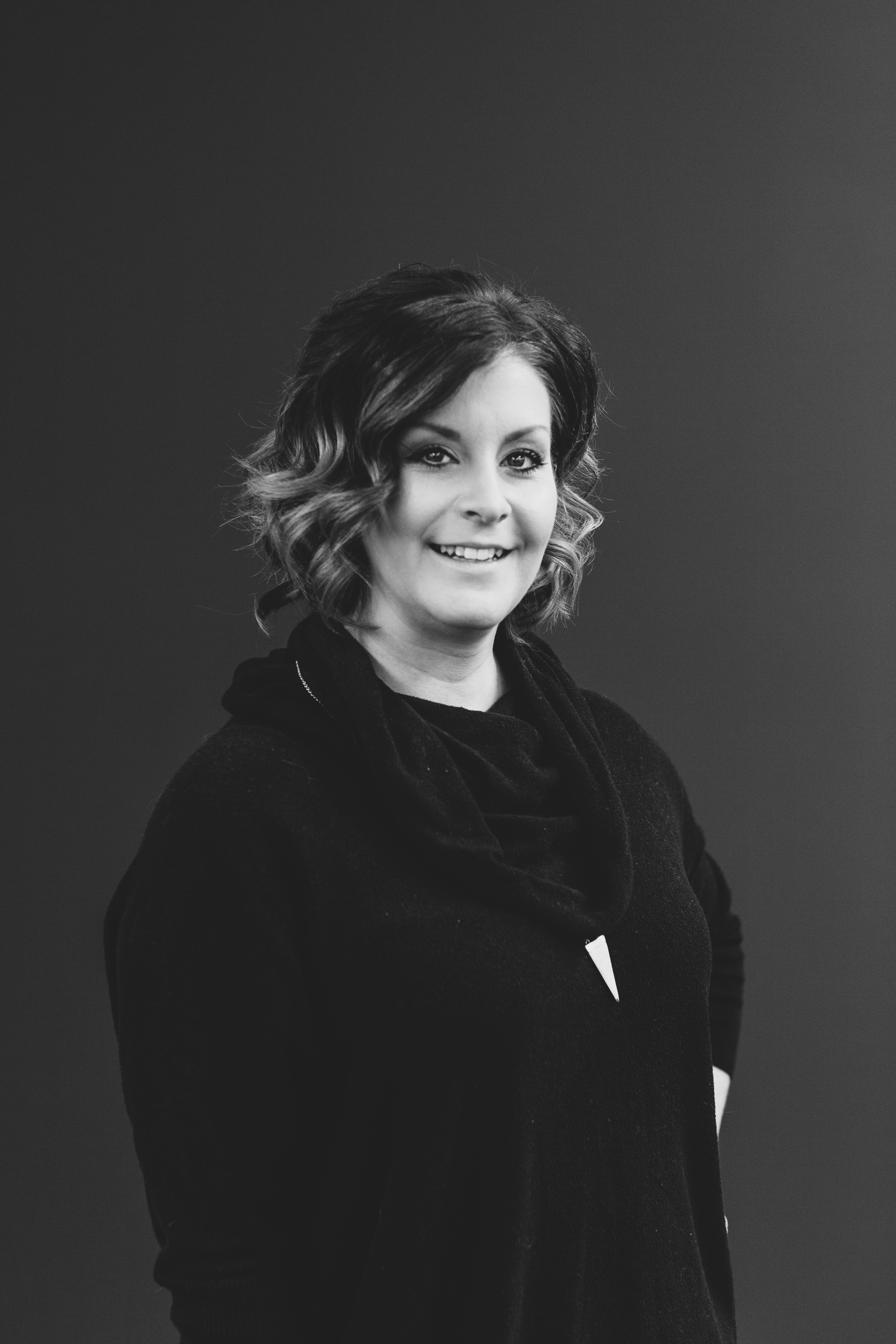 Tiffany is a talented and highly experienced stylist. Her work has been published in Canadian Hairdresser Magazine;she has traveled to America's largest hair shows continuing her education and finding new inspiration for her work. She is famous for her broad talents working with blondes.