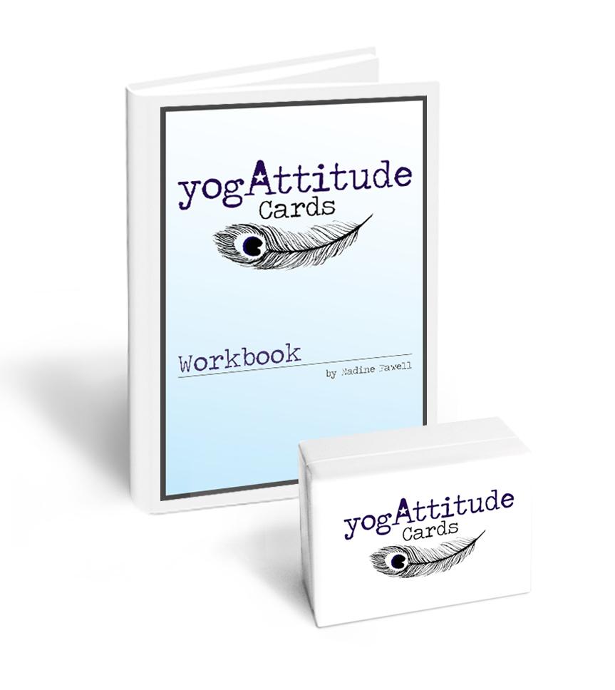 yogAttitude Cards and Workbook