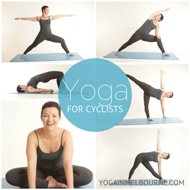 Six Yoga Poses for Cyclists.