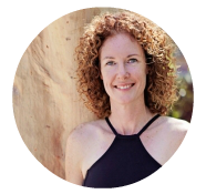 Sharon from  Evolve Yoga Melbourne