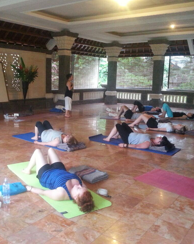 small group retreats in ubud