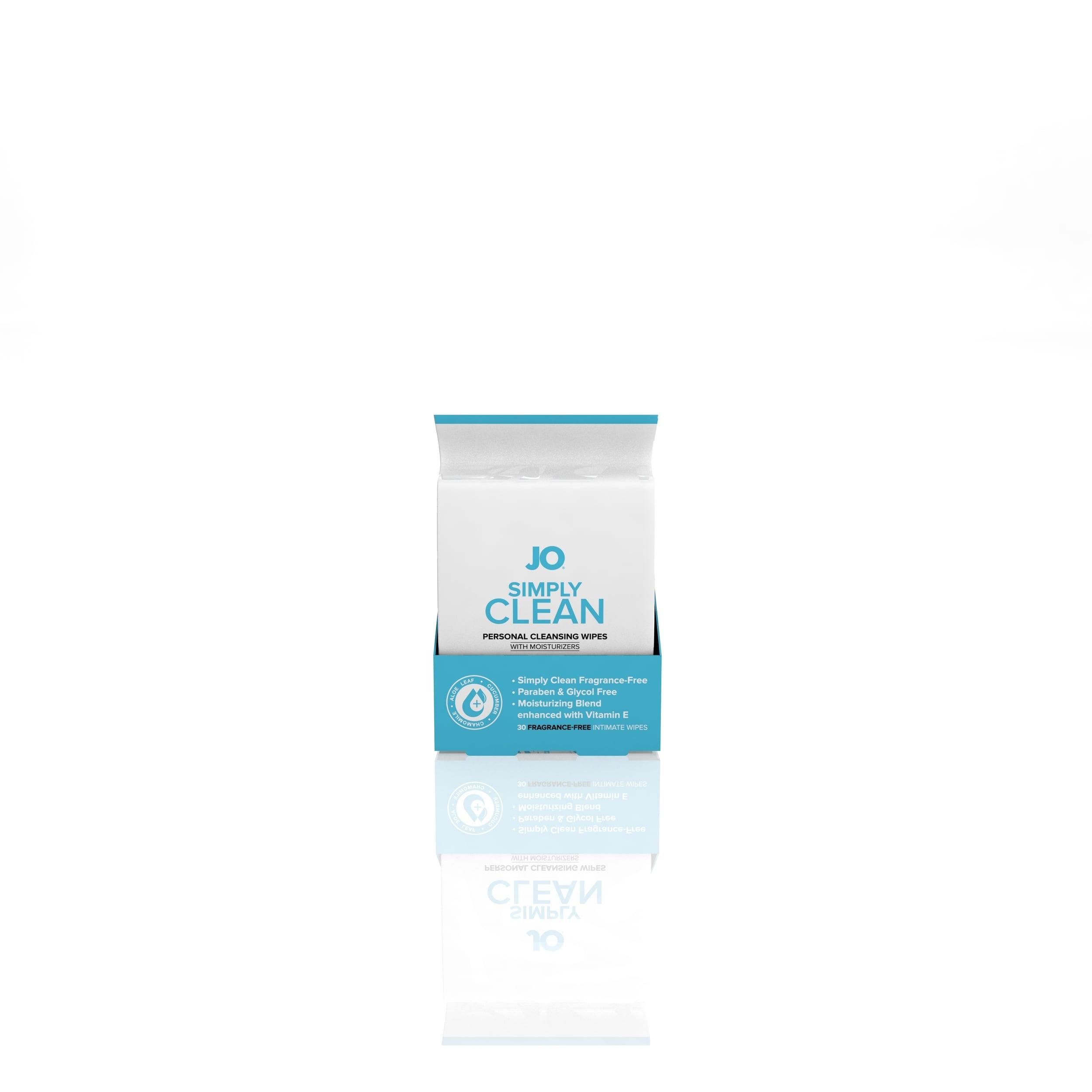 30564 - JO PERSONAL CLEANSING WIPES - SIMPLY CLEAN - 30 pack.jpg