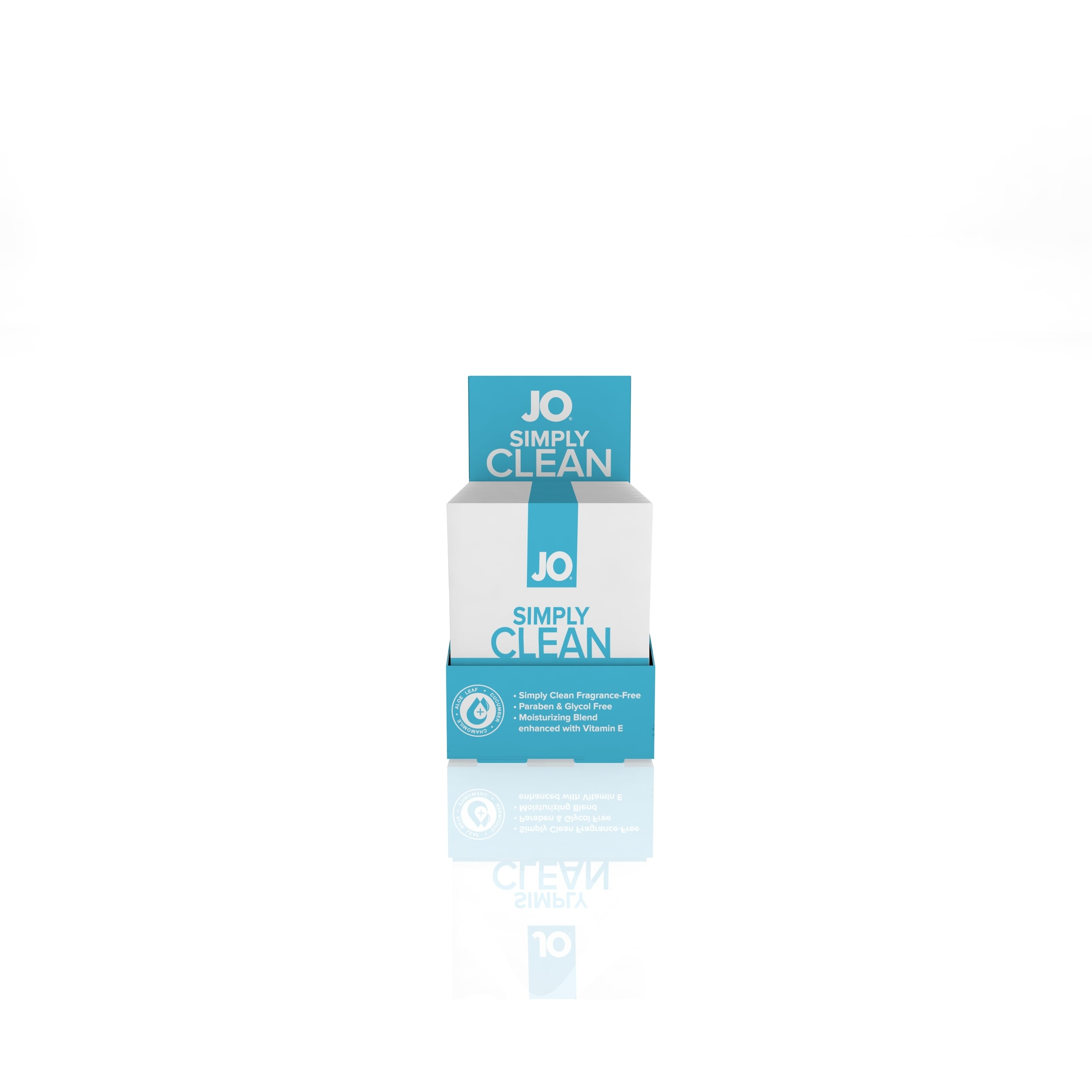 10220 - JO PERSONAL CLEANSING WIPES - SIMPLY CLEAN - single pack  (MOQ 24 units - Includes Counter Display).jpg