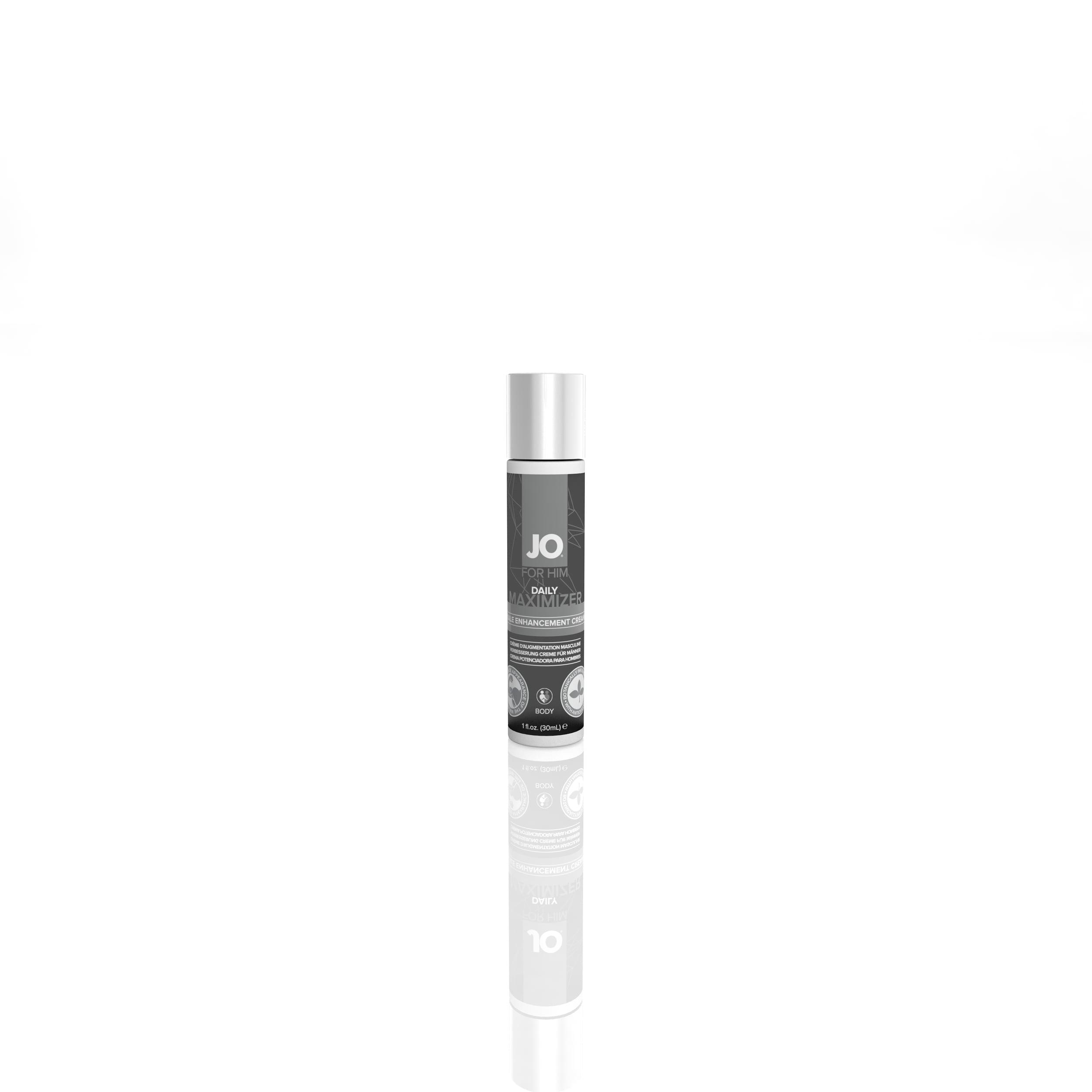 40664 - JO DAILY MAXIMIZER - MALE ENHANCEMENT CREAM - 1fl.oz30mL (bottle only).jpg