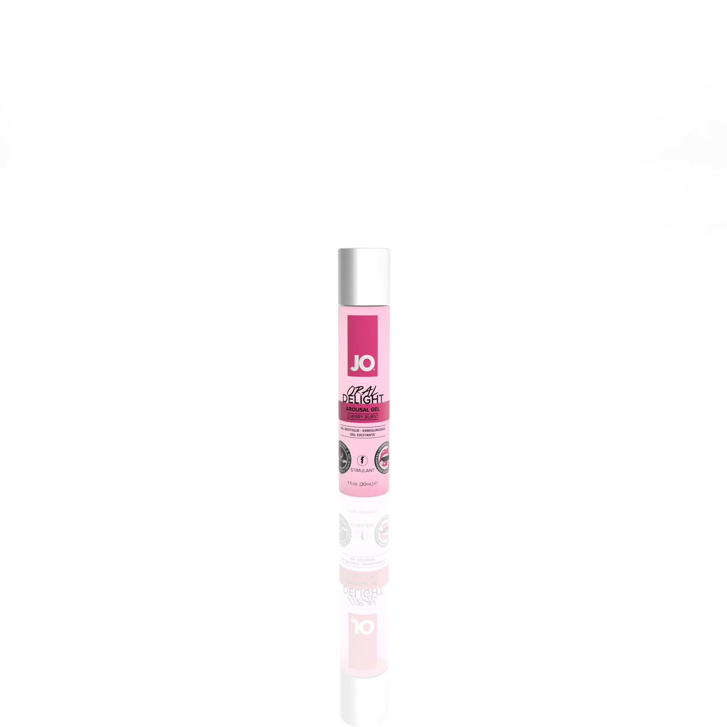 40483 - JO ORAL DELIGHT - CHERRY BURST - 1fl.oz 30mL Bottle.jpg