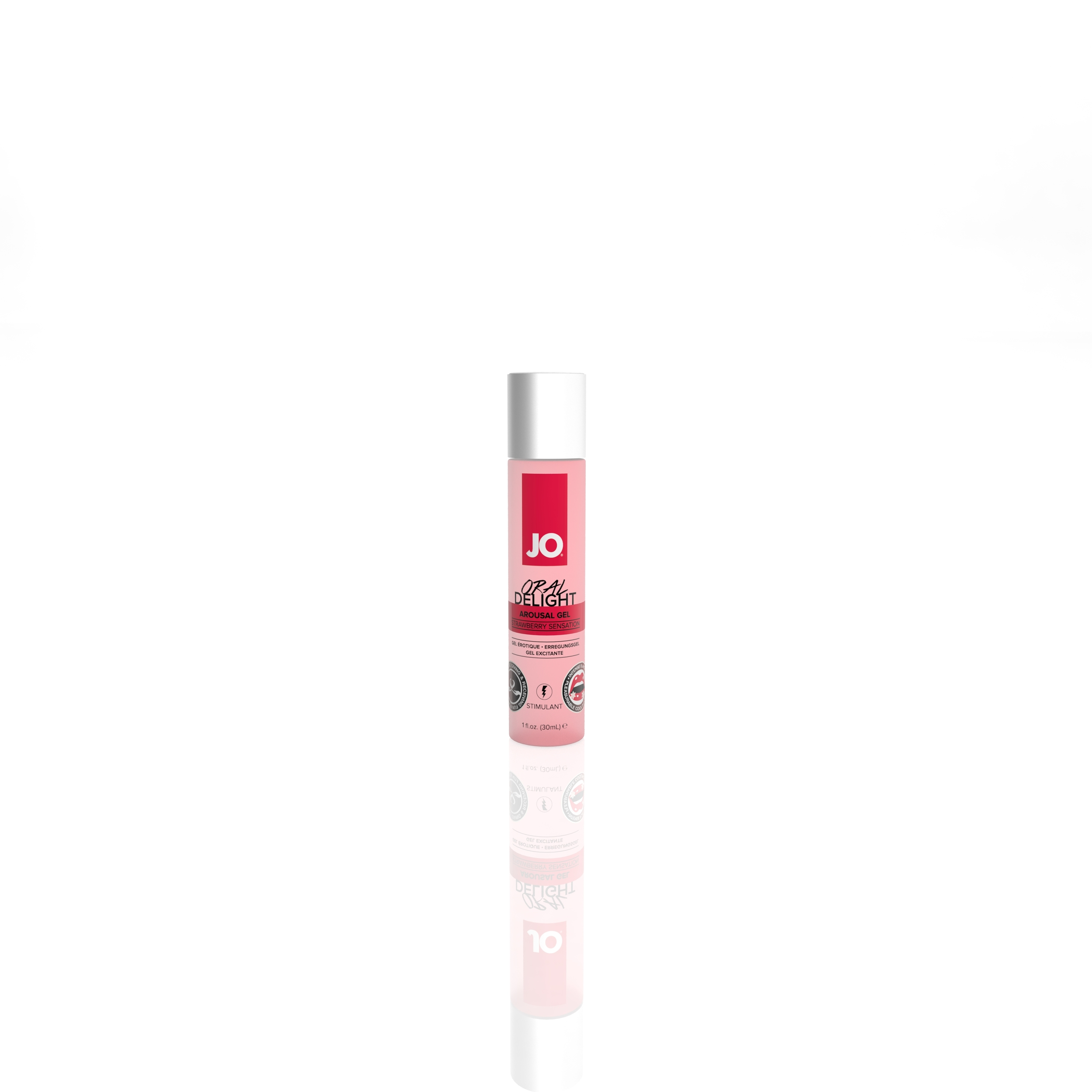 40481 - JO ORAL DELIGHT - STRAWBERRY SENSATION - 1fl.oz 30mL Bottle.jpg