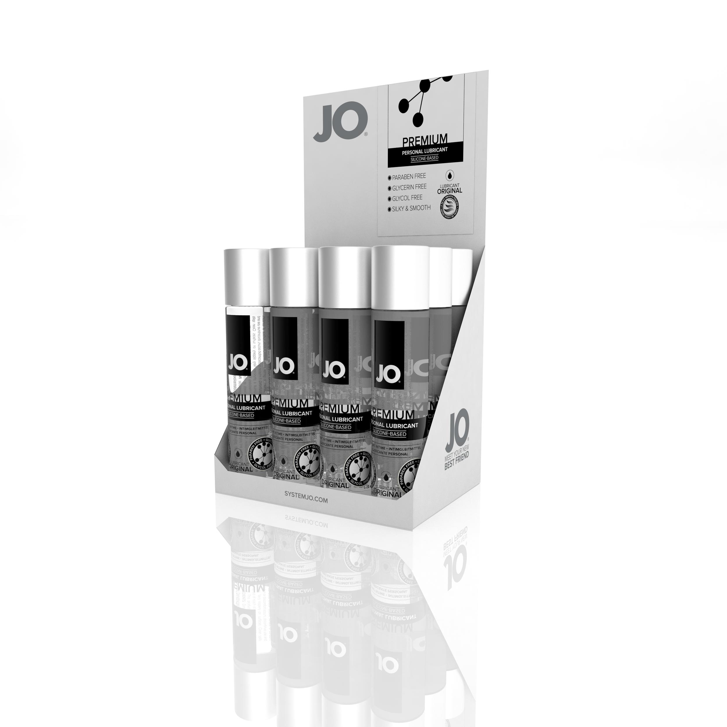 10127 - JO PREMIUM LUBRICANT - ORIGINAL - 1fl.oz 30mL (MOQ 12 units - Includes Counter Display).jpg