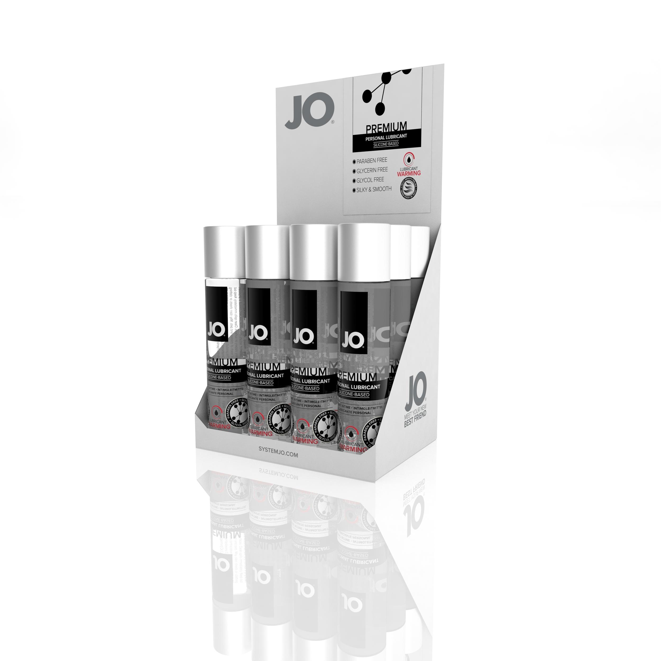 41065 - JO PREMIUM LUBRICANT - WARMING - 1fl.oz 30mL (MOQ 12 units - Includes Counter Display).jpg
