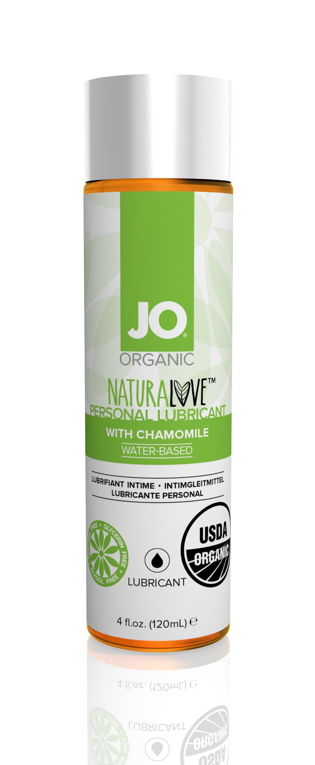 JO Naturalove Personal Lubricant